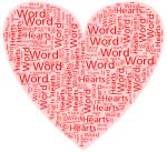 word heart-1476